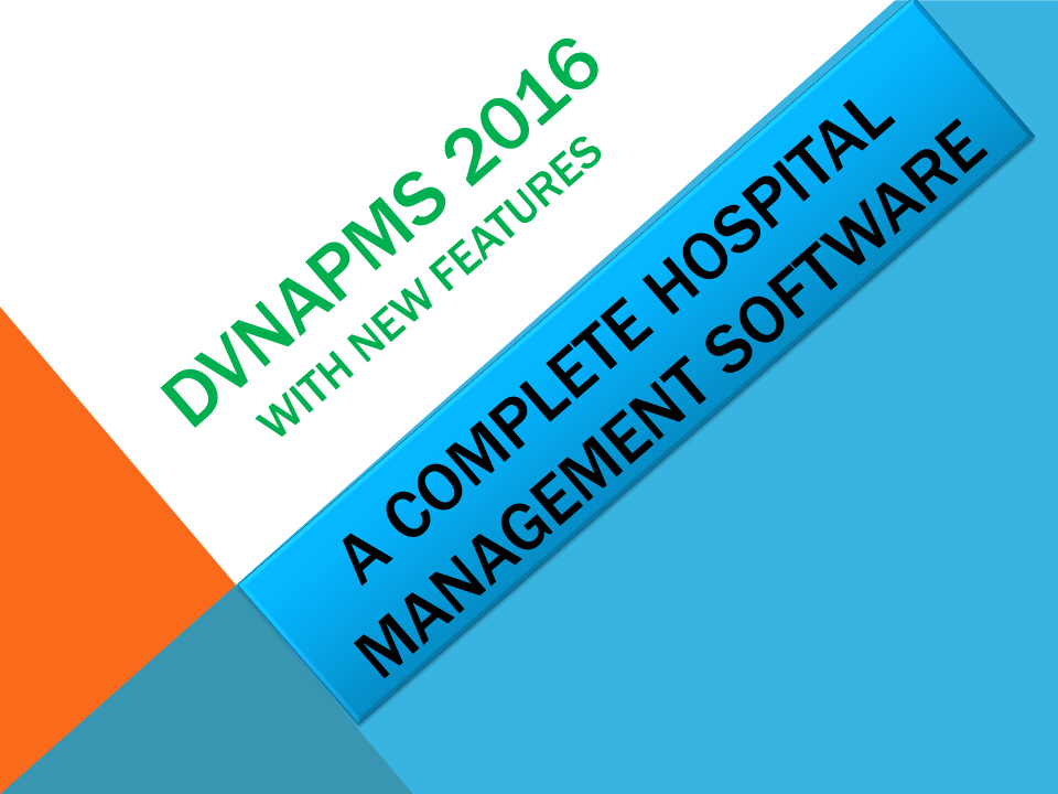 Dvna Hospital Management System | Hospital Management Software